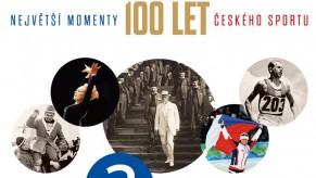 Největší momenty 100 let českého sportu